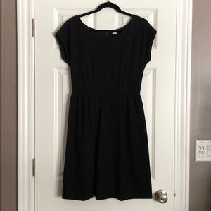 J.Crew Black Dress